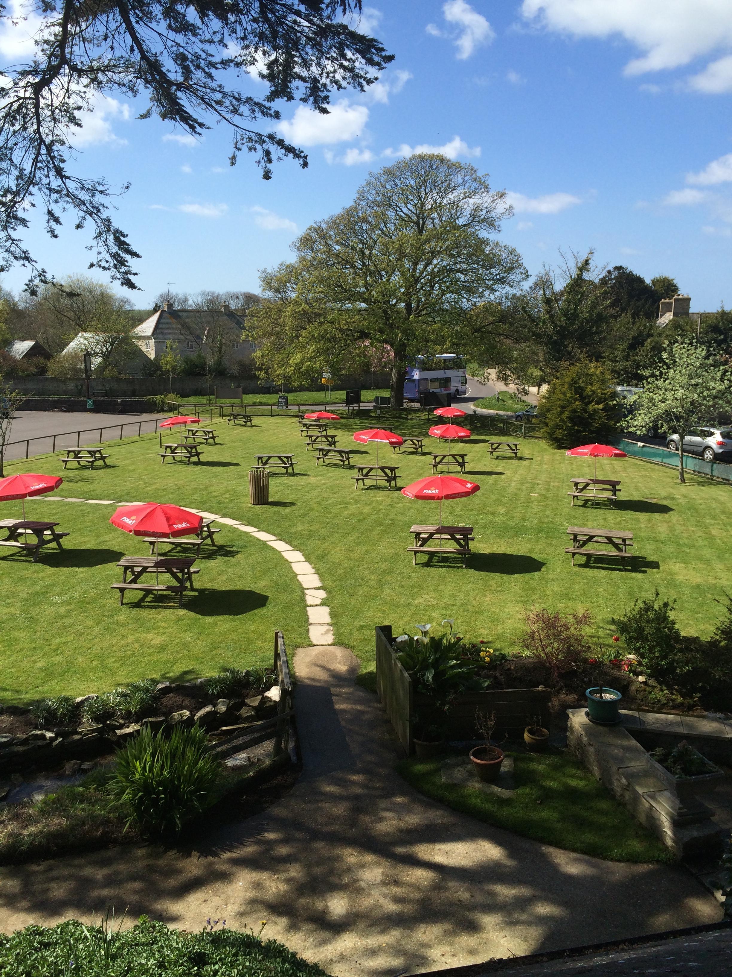 Kings Arms Garden & Stream