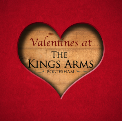Valentine's Weekend at The Kings Arms