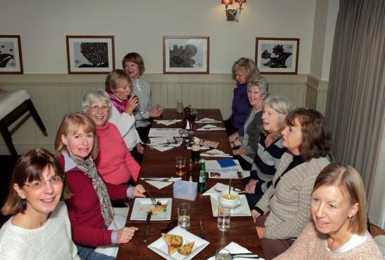 Ladies That Dine – 28th Sept