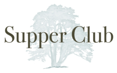 Supper Club – Autumn Taster Menu – 13th October