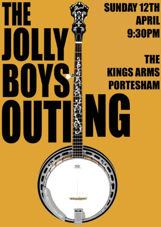 Live Music – Jolly Boys Outing