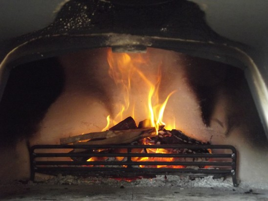 Pizza Oven – Opening Today