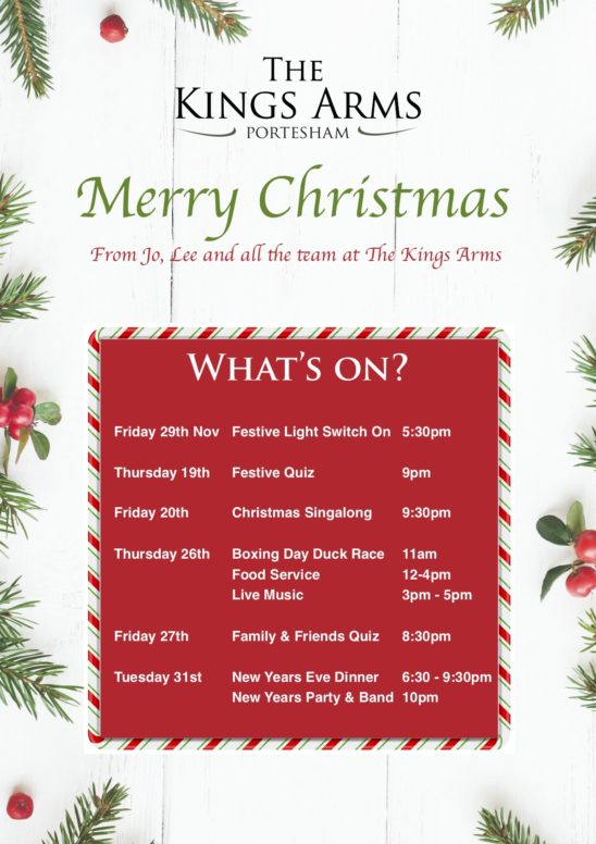 What's on this Christmas?