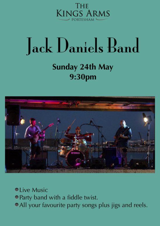 Live Music – Jack Daniels Band