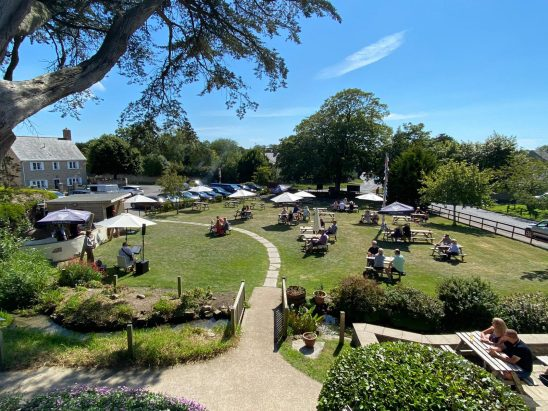 Dorset's Best Beer Garden