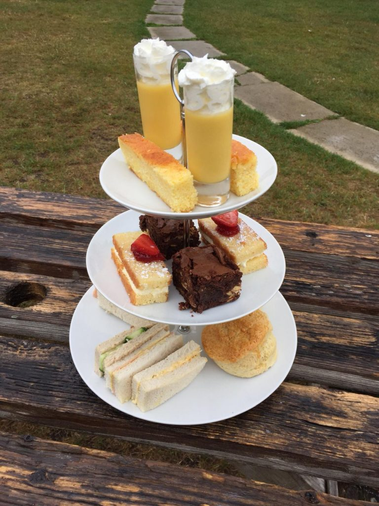 Afternoon Tea at the Kings Arms