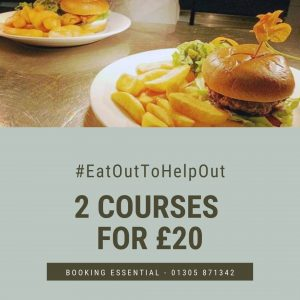 Meal Deal Eat Out to Help Out
