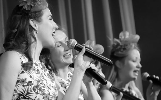 VJ Day 75th Anniversary Celebrations – With The Decadettes