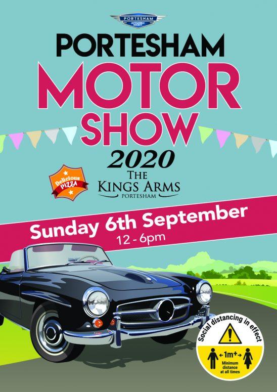 Portesham Motor Show