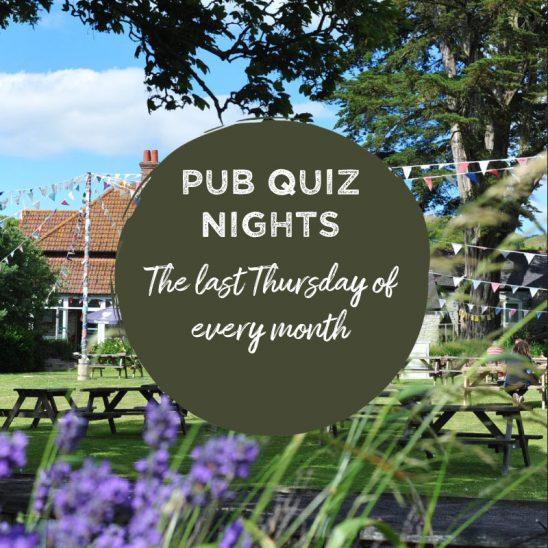 Pub Quiz Night November